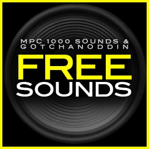 Akai MPC 1000 Samples, Free MPC1000 Sounds
