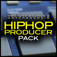 Akai MPC 1000 Samples. mpc1000 hip hop producer pack