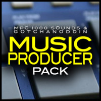 Akai MPC 1000 Samples, mpc1000 music producer pack