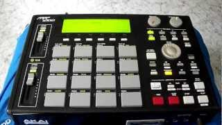 AKAI MPC 1000 BEATMAKING BEAT
