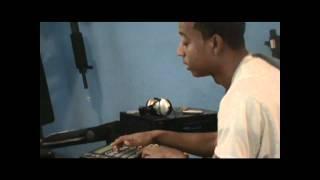 Akai Mpc 1000 making the Violin Beat - Jodzin