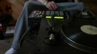 MPC 1000 Beatmakin Making